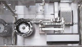 Pre-Filling Vakuumspritze-Plastikeinfüllstutzen und Stopper-Maschine