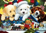 Reasonal Toylandの子犬の困惑(1000部分)