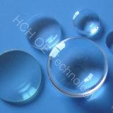 HchのPlano-Convexサファイアの球面レンズの光学レンズ