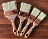 Il chip della setola della Cina del fornitore del Jiangsu spazzola la maniglia di legno del pennello