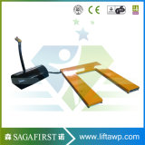 Plate-forme hydraulique de levage de palette de forme de la charge statique U