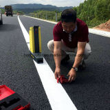 도로 표하기를 위한 유리 구슬