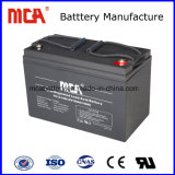 China de Plomo-ácido de alta calidad Gel Solar AGM 12V 180Ah batería
