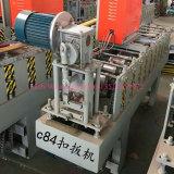 La plaque de gousset en aluminium laminent à froid former la machine pour le panneau-réclame