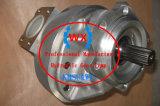 가져온 기술 & 물자 유압 기어 펌프: 705-22-44070 로더 Wa500-3를 위해