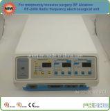 per Minimumly Invasice Surgeryrf Ablation RF-2000 Radiofrequency Electrosurgical Unit