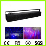 luce laser di 100MW*10 Head Stage Blue Beam Bar
