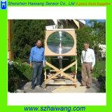 obiettivo di Fresnel quadrato gigante del fornello a energia solare ottico acrilico della stufa di 1000mm grande grande