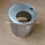 As peças de alumínio morrem o molde e zincam a pressão morrem a carcaça