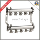 Fußboden Heating Water Segregator mit Gauge (YZF-1014)