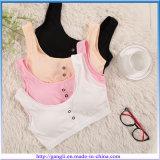 Reggiseno respirabile libero dell'adolescente del cotone di pubertà del collegare caldo delle ragazze