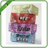 ロゴの印刷のクラフト紙の折る石鹸ボックス