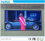 Indicador de diodo emissor de luz de anúncio interno padrão do gabinete P3 HD