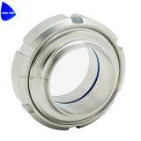 Gesundheitlicher AISI304 Winkel-Typ Grobfilter (Filter) des Schweißens-