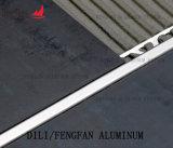 Testo fisso del bordo del quadrato dell'acciaio inossidabile