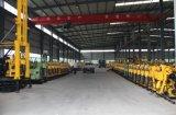 Piattaforma di produzione estraente, impianto di perforazione idraulico di carotaggio del cingolo di Hf130L per esplorazione