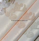 Дешевые жаккард текстильной тканью стены обои с Мауса