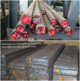 1.2080 Barra redonda de aço de liga de D3 SKD1 Cr12 para a barra de aço do molde laminado a alta temperatura