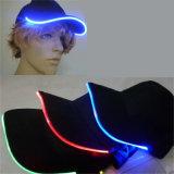 LED 가벼운 힙합 남자의 스포츠 야구 모자