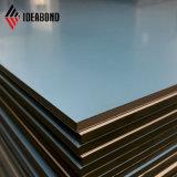 La province de Guangdong usine professionnel PE/PVDF panneau composite de revêtement en aluminium