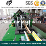 Thickness From 1.5-10mm Cardboard Edge Protector Machine를 가진 날개 Width 15-120mm
