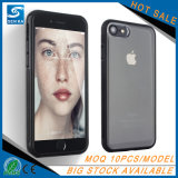 Cas collant de densité de transparent anti pour l'iPhone 6