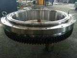 Roulement de pivotement de quatre points/boucle de pivotement/entraînement de pivotement pour des pièces de machines de construction de chariot élévateur de grue d'excavatrice