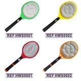 Nachladbarer elektrischer Stecker-MoskitoSwatter mit TaschenlampeSwatter (HWS0502)