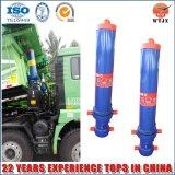 Front-end FC personalizados do cilindro hidráulico para o caminhão basculante pesada