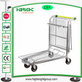 Stackable Heavy Duty Platform Hand Warehouse Cart