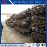 ASTM 53 un tubo de acero del acero de carbón del horario 40 ERW