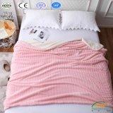 Manta de fieltro de poliéster personalizadas barata ropa de cama para dormitorios
