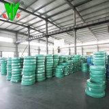 Aço inoxidável trançado chuveiro de alta pressão a substituição da mangueira a mangueira hidráulica de PTFE