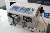 Máquina que corta y que elimina automatizada Bzw-882dp para el cable forrado plano