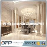 De elegante Stenen rand/het Begrenzen/de Grens van de Room Marmeren voor de Decoratie van de Stenen rand van de Muur Wall/TV/van de Kolom