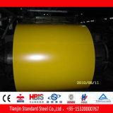 Ral 1005 1004 1023 Honiggelber vorgestrichener Gi-Stahlring