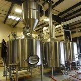1500L中国からの商業ビールビール醸造所装置