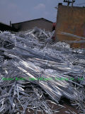 Chatarra de aluminio 6063 con precios baratos de proveedor chino