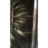 12 equipos de panadería de gas de la bandeja de horno de convección de la Fábrica Real