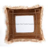 OEM는 염료 승화 직물 베개 상자, 고품질 베개 상자를 서비스한다