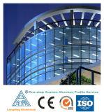 Perfil de alumínio para o material de construção de alumínio com alta qualidade