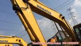 使用された油圧掘削機小松PC200-7日本は機械を作った