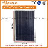 3KW off-grid Sistema de Energia Solar como um verdadeiro sistema de energia livre
