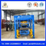 O Qt6-15 Bloco oco de Concreto, tijolo, Máquina de Fazer Pavimentadora de intertravamento