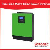 1-5kVA家庭電化製品のためのハイブリッド純粋な正弦波太陽インバーター