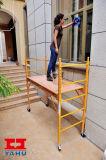 Andaimes móveis / Andaimes rolantes Torre / Unidade Multifuncional Andaime