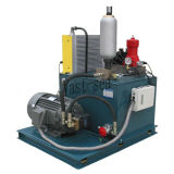 Hydraulische Druckspeicher- Hydraulikanlage-Geräten-Wasserkraftanlage-Wasserkraftanlage