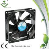 ventilateur d'aérage sans frottoir du ventilateur de refroidissement 9225 de C.C de 92X92X25mm d'UL de la CE de conformité axiale de RoHS