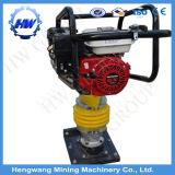 Rammer de salto do calcamento do Rammer Vibratory 199 libras com o compressor do Rammer do calcamento de Honda 5.5HP
