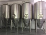 10 bbl fermentador, Brite Depósito con sistema de control de temperatura